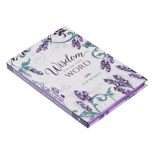 Wisdom from the Word for Women Hardcover Gift Book