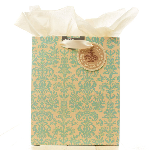 Medium Gift Bag: May God Graciously Bless You