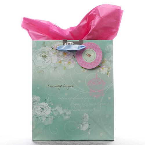 Medium Gift Bag: Precious and Loved