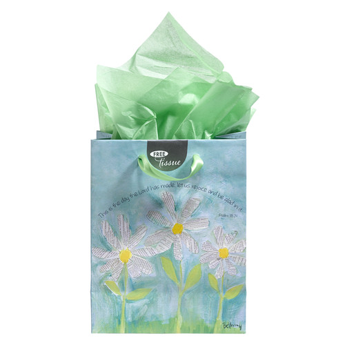 Small Gift Bag: This is the Day - Psalm 118:24