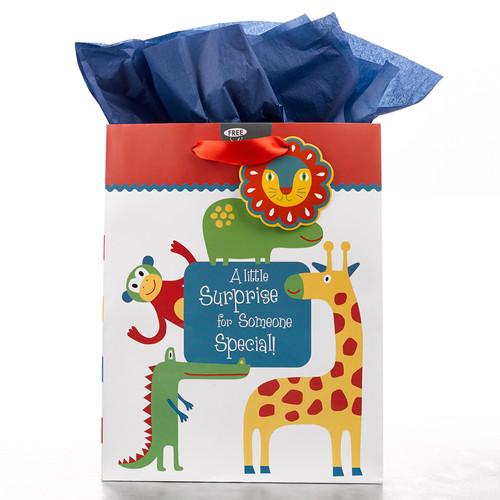 Medium Gift Bag: God Made You Special