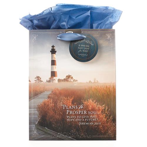 Medium Gift Bag: Plans to Prosper You - Jer 29:11