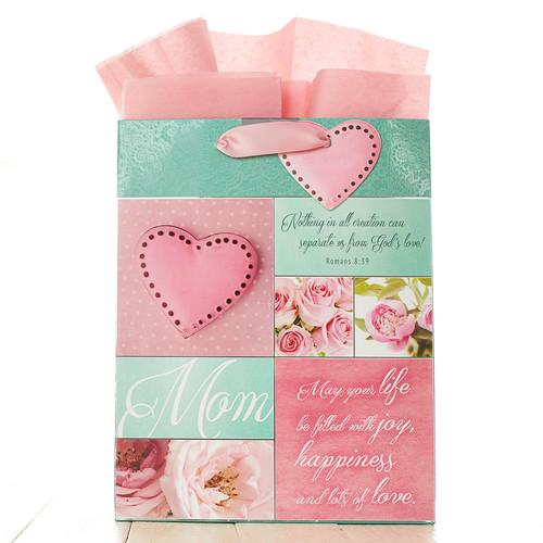 Medium Gift Bag: Mom - Rom 8:39