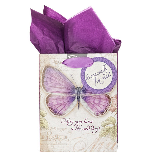 blessed day num 624 small gift bag
