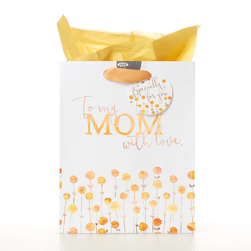 Medium Gift Bag: To My Mom with Love - Proverbs 31:10