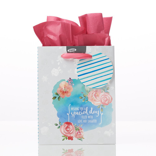 Special Day - Luke 1:78 Small Gift Bag