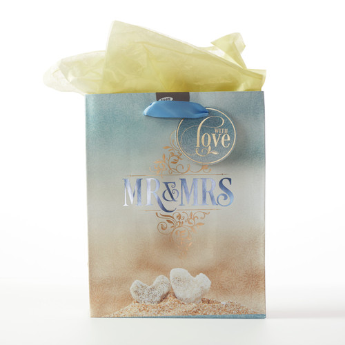 Mr and Mrs Collection Medium Gift Bag