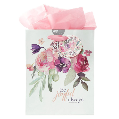 Rejoice Medium Gift Bag