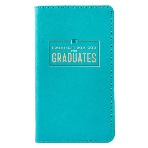 Promises from God for Graduates in Teal