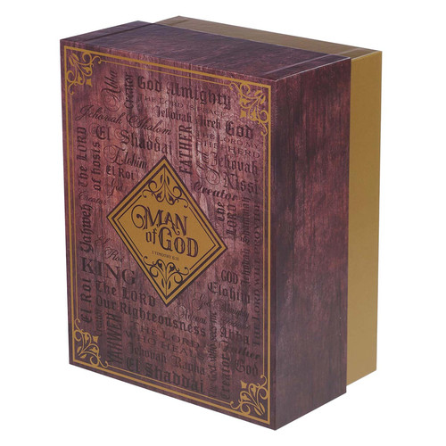 Man of God Boxed Gift Set - 1 Timothy 6:11