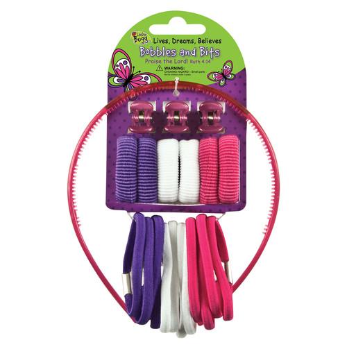 LaeDee Bugg Hair Accessories - Pink