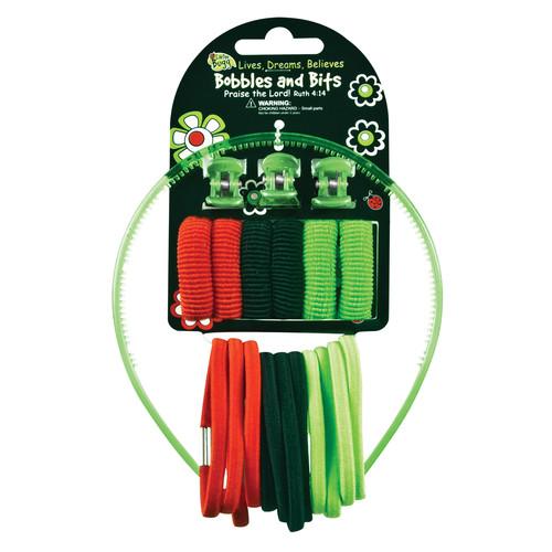 LaeDee Bugg Hair Accessories - Green