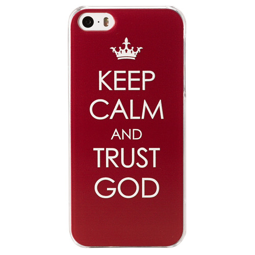 Keep Calm iPhone® 5/5S Smartphone Cover