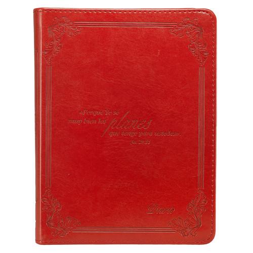 Diario Yo sé los planes rojo