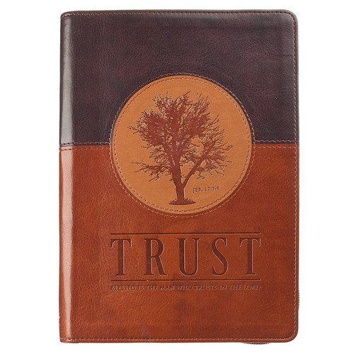 Trust - Jeremiah 17:7 Journal