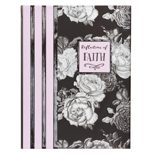 Botanical Reflections of Faith Hardcover Journal