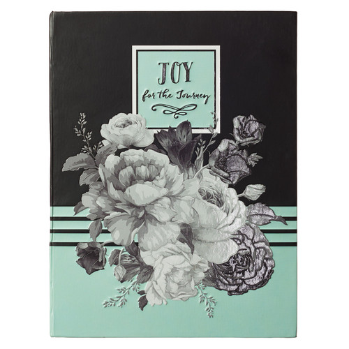 Botanical Joy for the Journey Hardcover Journal