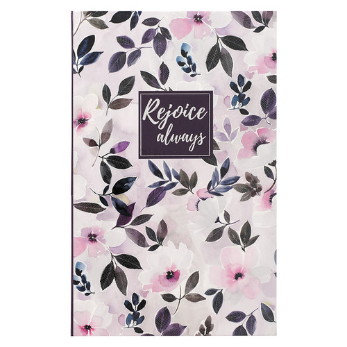 Rejoice Always Flexcover Journal - Psalm 118:24