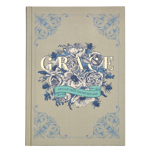 Grace Hardcover Journal - Ephesians 2:8
