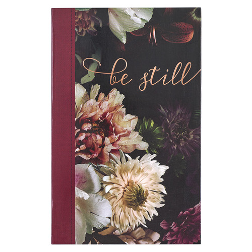 Be Still Flexcover Journal - Psalm 46:10