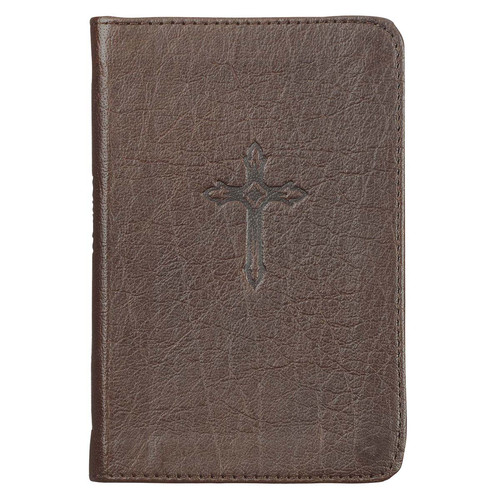 Cross Pocket-sized Brown Full Grain Leather Journal