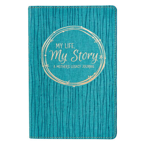 My Life My Story Prompted Journal