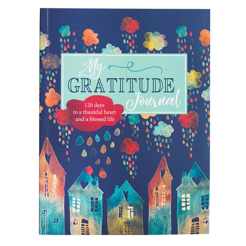 Prompted My Gratitude Journal - 1 Thessalonians 5: 16-18