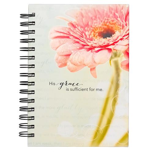 His Grace Is Sufficient - 2 Corinthians 12:9-11 Journal
