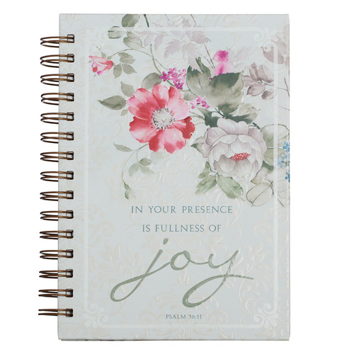 Fullness of Joy Hardcover Wirebound Journal