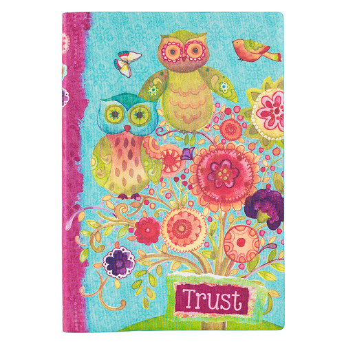 Trust Silken-Printed Flexcover Journal