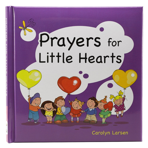 Prayers for Little Hearts Prayer Book