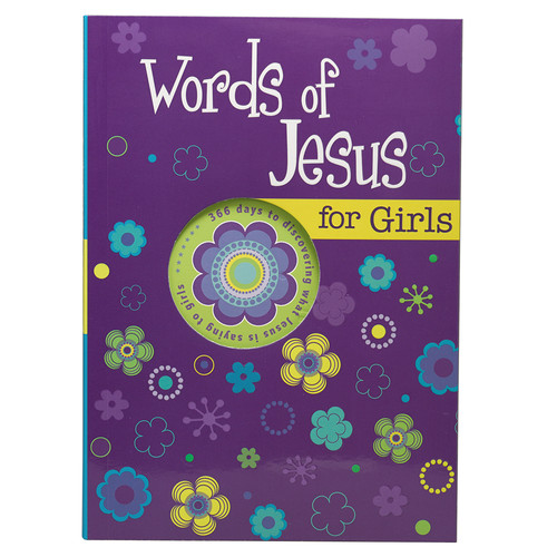 Words of Jesus for Girls Devotions