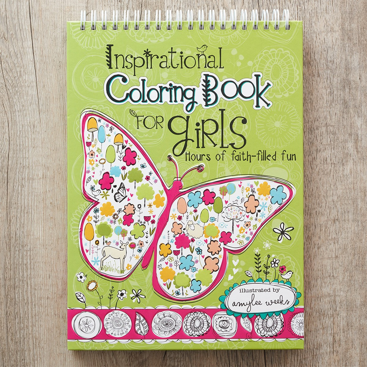 inspirational coloring book for girls - Coloring Book For Girls