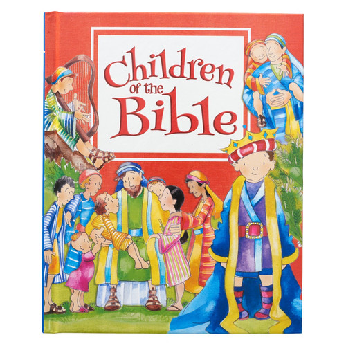 Children of the Bible - Hardcover Book