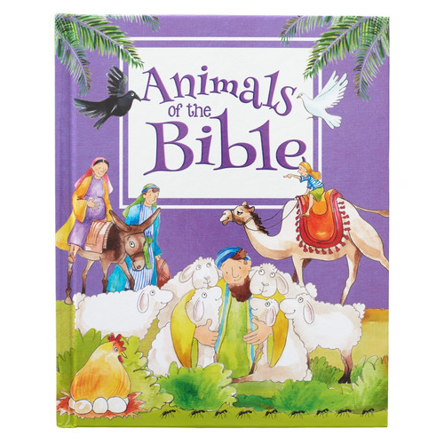 Animals of the Bible - Hardcover Book