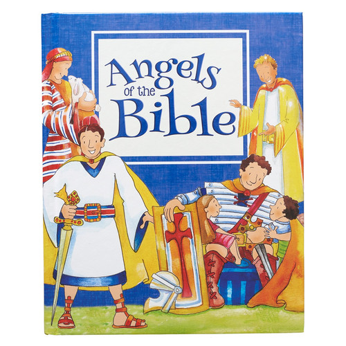 Angels of the Bible - Hardcover Book