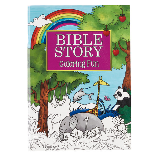 Bible Story Coloring Fun for Kids