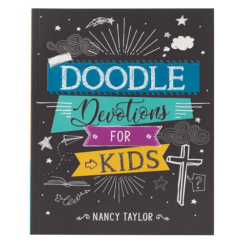 Doodle Devotions for Kids