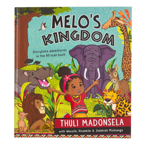 Melos Kingdom Interactive Childrens Storybook