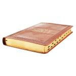 Tan KJV Bible Large Print