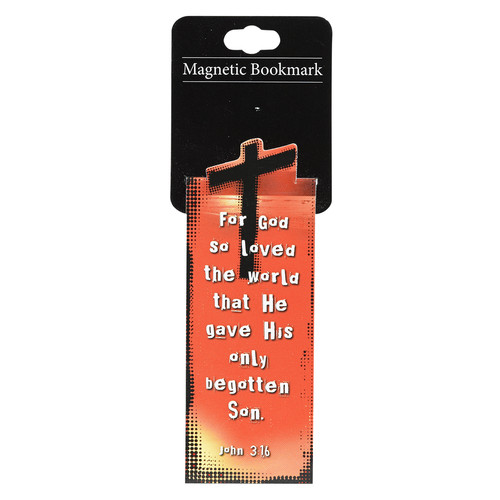 John 3:16 Magnetic Bookmark
