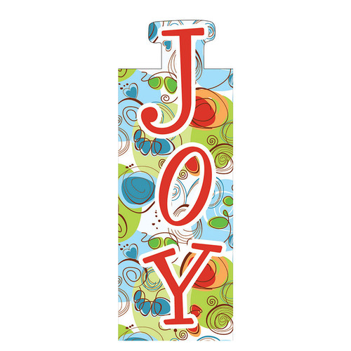 Joy Magnetic Bookmark