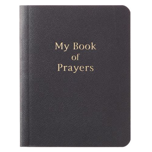 Black My Book of Prayers