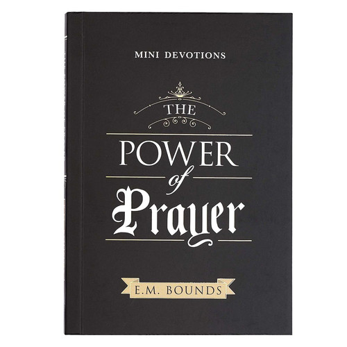 The Power of Prayer Mini Devotional