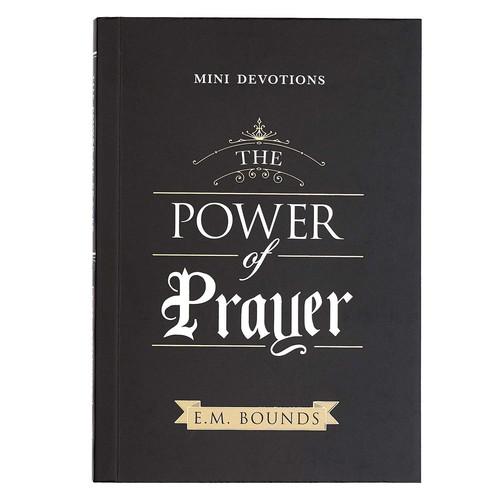 The Power of Prayer Mini Devotional
