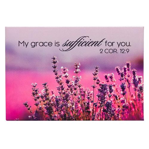 Magnet My Grace Sufficient 2 Cor 12:9
