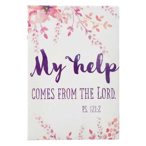 My Help Comes from the Lord Watercolor Magnet - Psalm 121:2