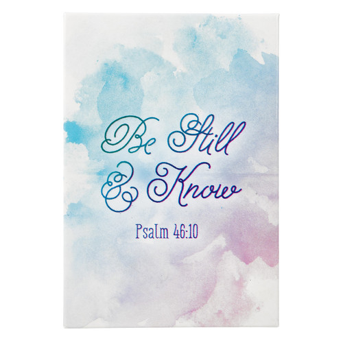 Be Still & Know Ps 46:10 Magnet