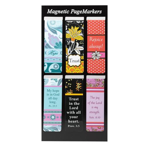 Sarah J - Magnetic Bookmark