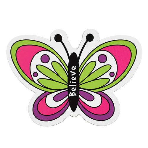 Butterfly Believe Magnet